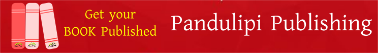 Publish your ebook with Pandulipi Publishing